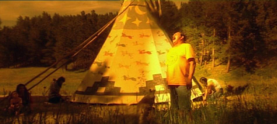 Indians' Sacred Spirit