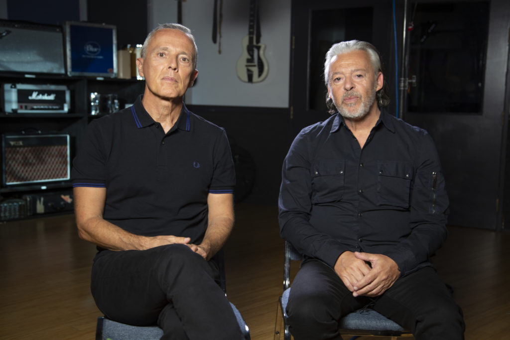 Classic Albums Tears For Fears Songs From The Big Chair